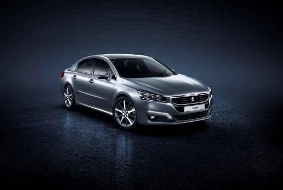Ceny odświeżonego Peugeota 508 w Polsce