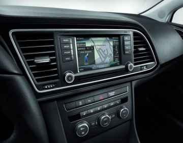 System Android w samochodach Seata