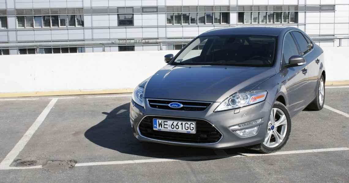 Ford Mondeo 1.6 EcoBoost Titanium