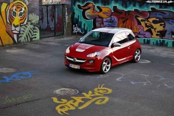 Opel Adam 1.4 Ecotec Slam