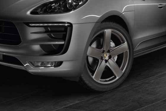Akcesoria od Porsche Exclusive do nowego Porsche Macana