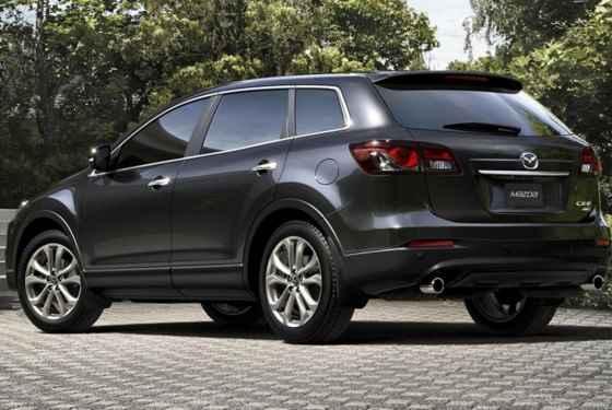 Mazda CX-9 po raz trzeci w sprzedaży w Polsce