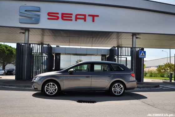 Seat Leon ST 1.4 TSI 125 KM