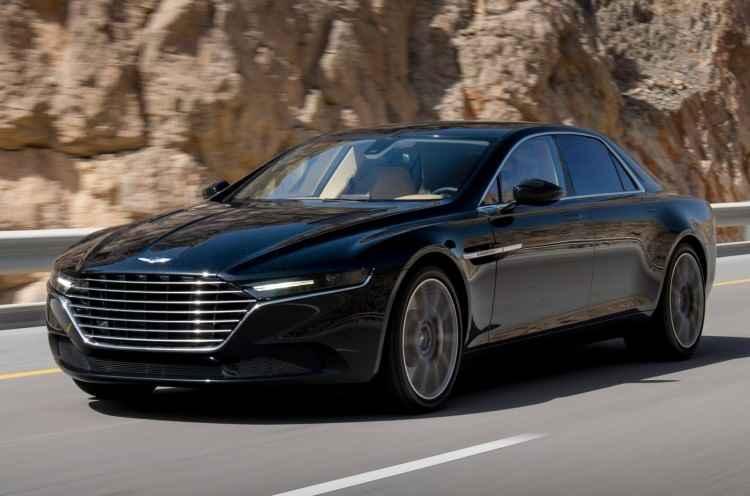 Aston Martin Lagonda (2014)