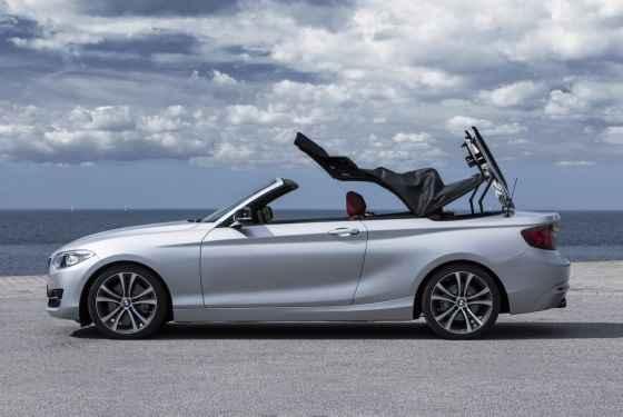 BMW serii 2 Convertible (2014)