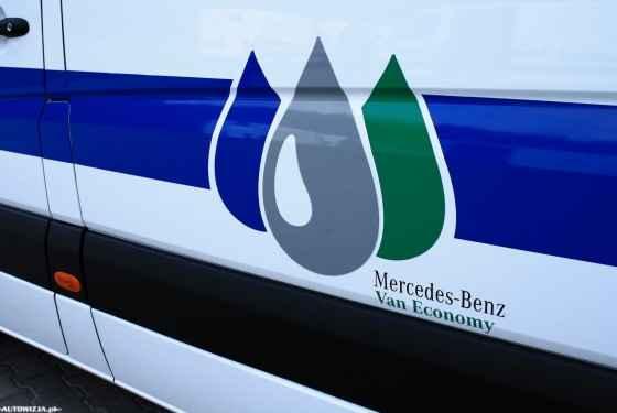 Finał konkursu Mercedes-Benz Van Economy 2014