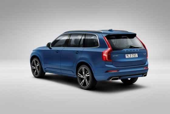 Nowe Volvo XC90 z pakietem R-Design (2014)