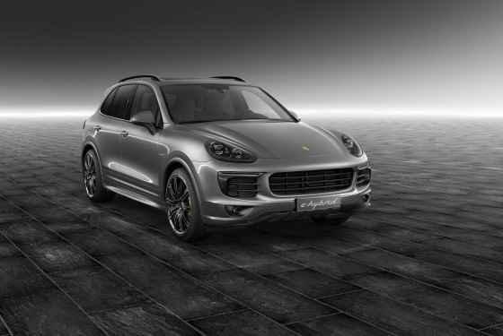 Porsche Cayenne S E-Hybrid by Porsche Exclusive (2014)