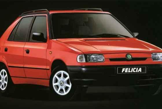 Skoda Felicia (1995)
