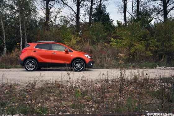 Opel Mokka 1.4 Turbo 4x4 Cosmo