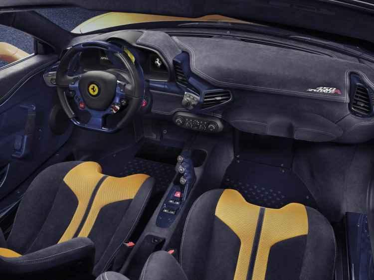 Ferrari 458 Speciale A (2014)