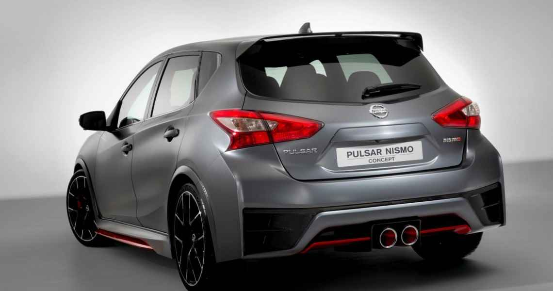 Nissan Pulsar NISMO Concept (2014)