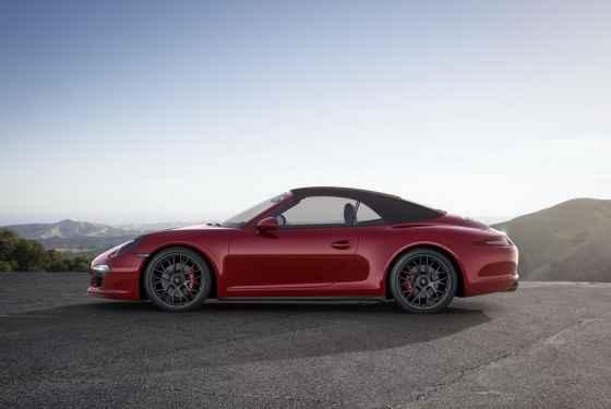 Porsche 911 GTS (2014)
