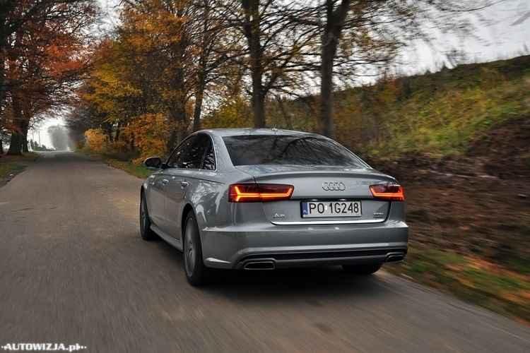 Odświeżona rodzina Audi A6