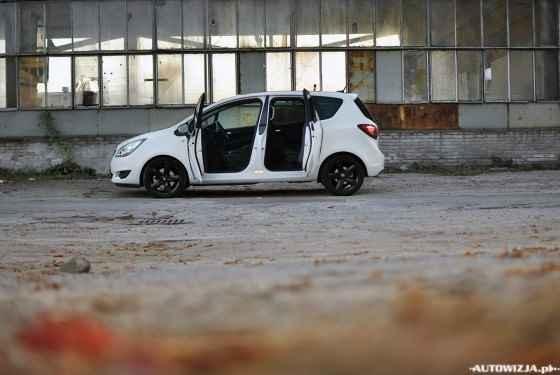 Opel Meriva 1.6 CDTI Design Edition