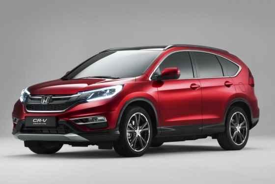Honda CR-V FL (2015)