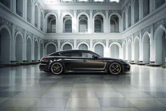 Porsche Panamera Exclusive Series (2014)