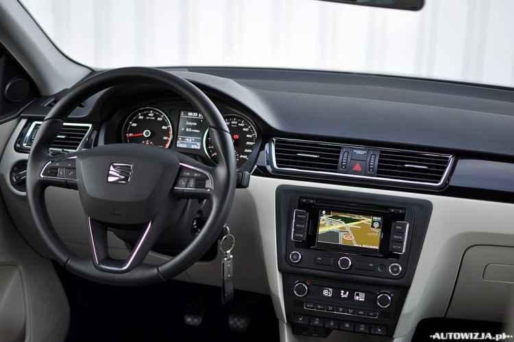 Seat Toledo 1.2 TSI 105 KM Style
