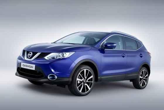 Nowy silnik w ofercie Nissana Qashqai