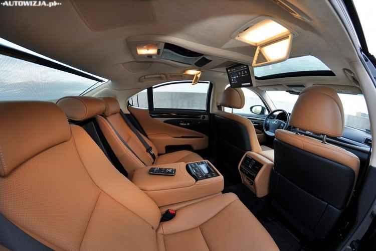 Lexus LS 460 AWD Superior