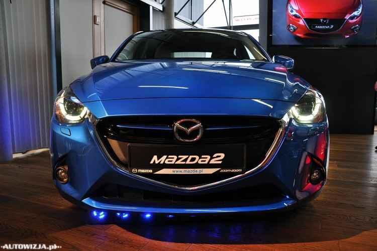 Mazda 6, Mazda CX-5, Mazda 2 - Prezentacja