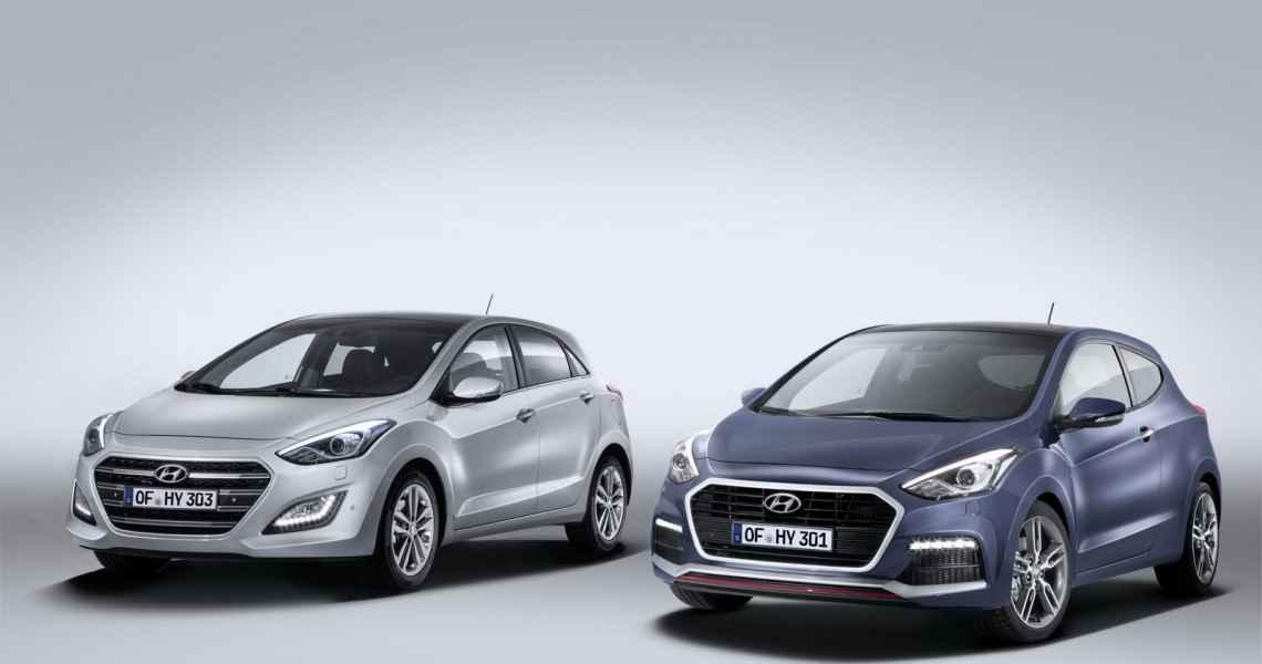 Hyundai i30 FL oraz i30 Turbo (2015)