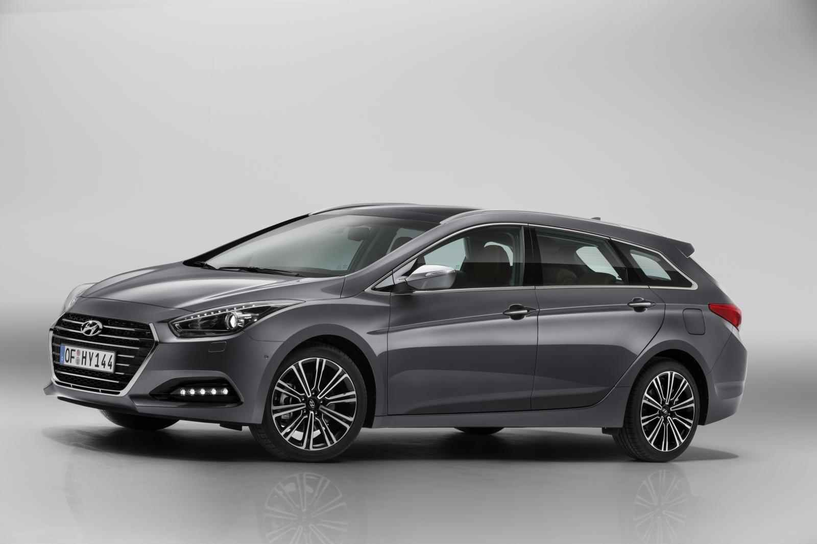 Hyundai i20 Coupe, i30 FL oraz i40 FL (2015) – Korea ...