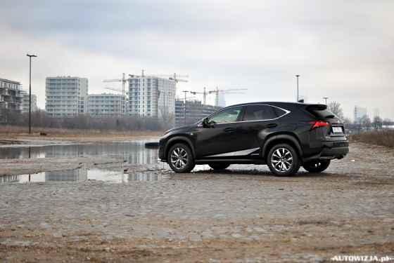 Lexus NX 300h F Sport AWD