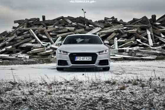 Audi TT 2.0 TFSI Quattro S-line