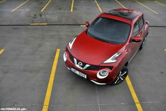 Nissan Juke Acenta DIG-T 115 KM
