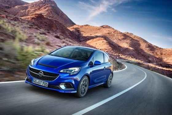 Nowy Opel Corsa OPC