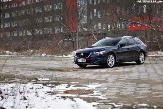 Mazda 6 Sport Kombi SkyPASSION 2.2 SKYACTIV-D 175 KM