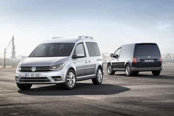 Nowy Volkswagen Caddy (2015)