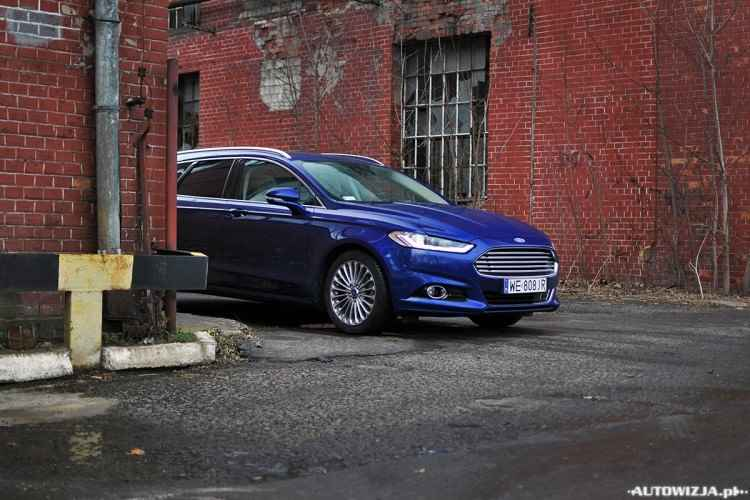 Ford Mondeo 1.5 EcoBoost Titanium kombi
