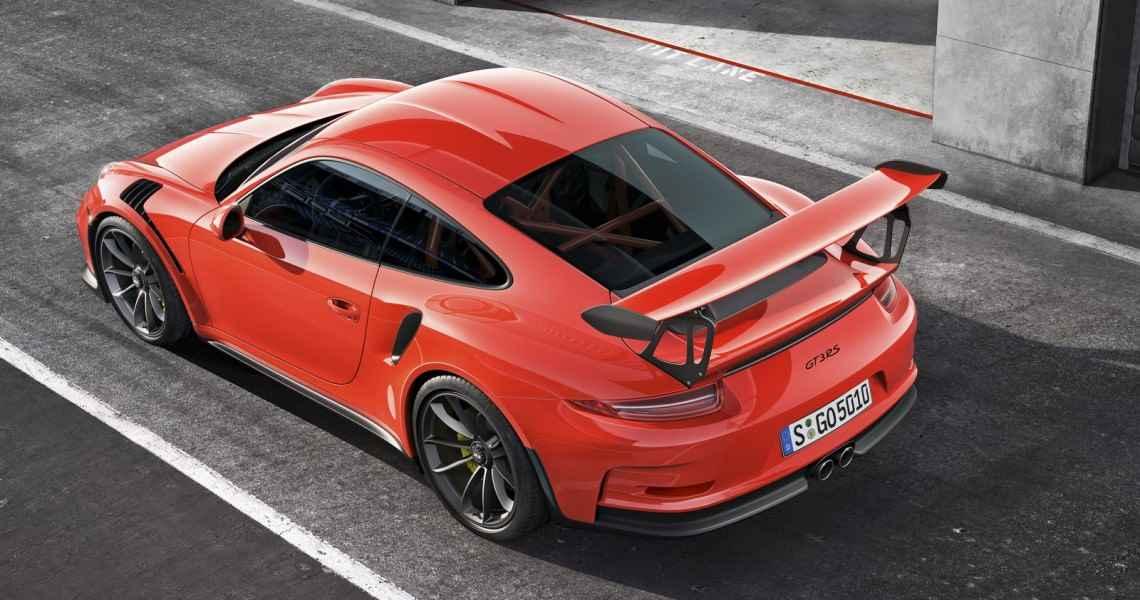 Porsche 911 GT3 RS (2015)