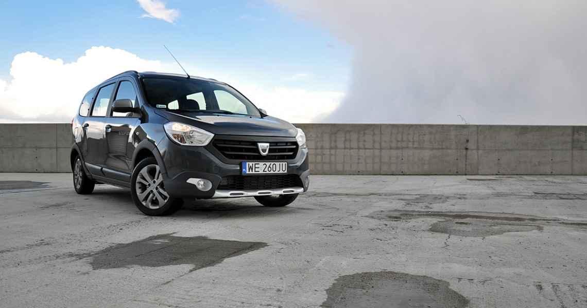 Dacia Lodgy Stepway 1.5 dCi