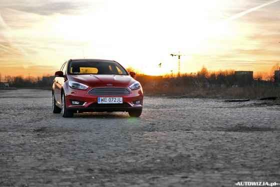 Ford Focus 1.5 EcoBoost 150 KM Titanium