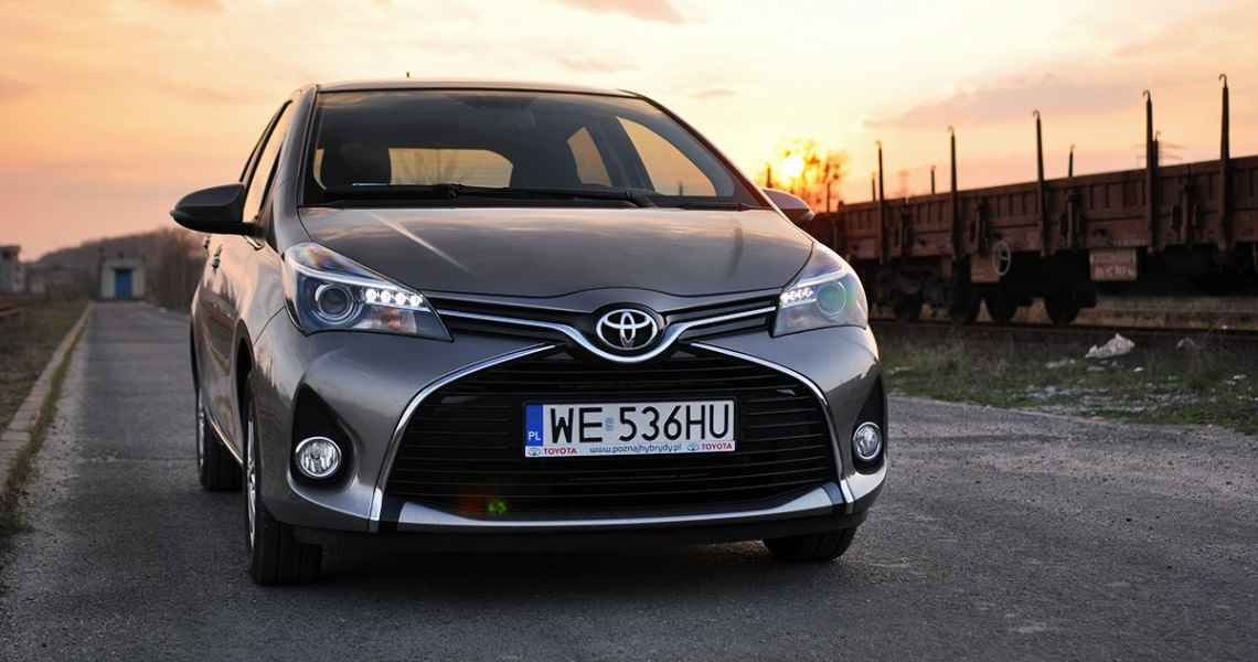Toyota Yaris 1.3 Prestige