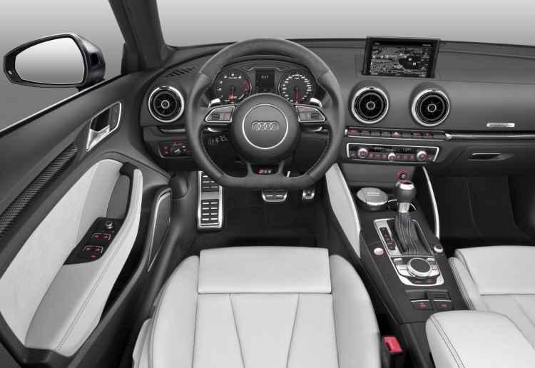 Audi RS 3 Sportback (2015)