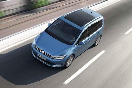 Nowy Volkswagen Touran (2015)