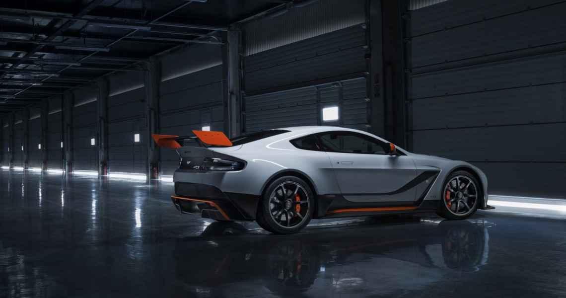 Zmiana nazwy Aston Martina Vantage GT3