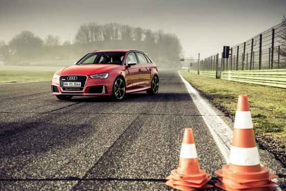 Cena Audi RS 3 Sportback w Polsce