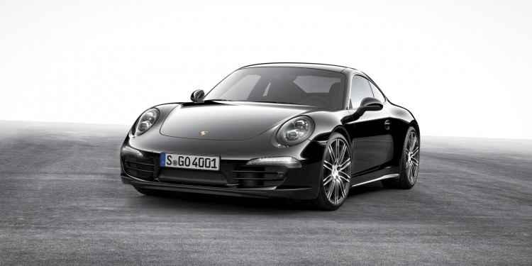 Porsche 911 Carrera Black Edition (2015)