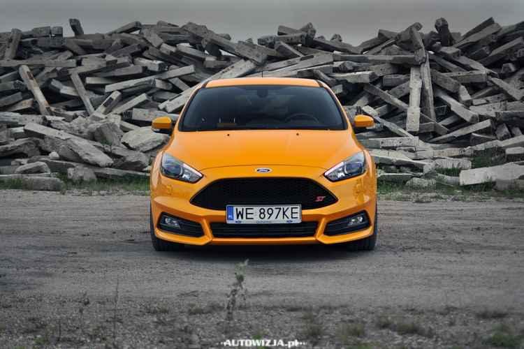 Ford Focus ST 2.0 EcoBoost 250 KM ST2
