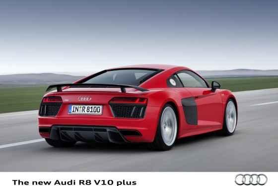 Ceny nowego Audi R8 w Polsce