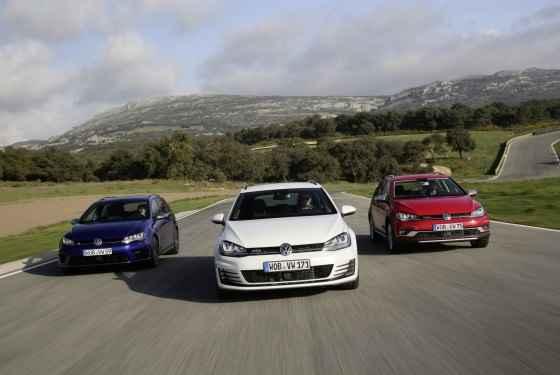 Volkswagen Golf Alltrack, GTD Variant i R Variant - cenniki