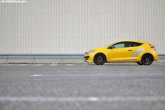 Renault Megane R.S. 275 Trophy