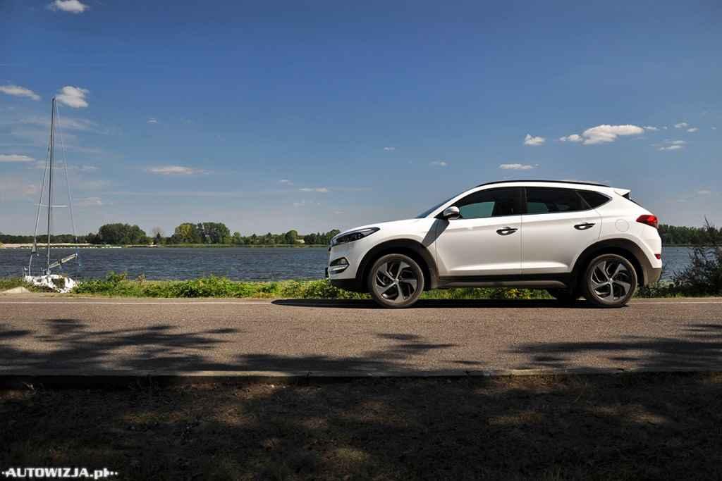 Nowy Hyundai Tucson – Pierwsza Jazda