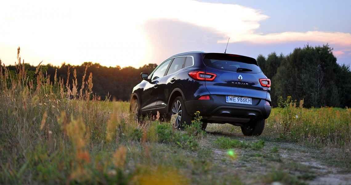 Renault Kadjar dCi 130 4x4 BOSE Energy