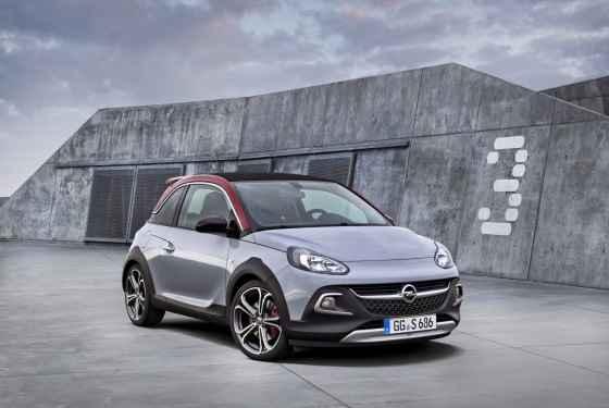 Opel Adam Rocks S (2015)